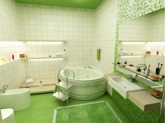 صور سيراميك حمامات مودرن بالوان جديدة , احدث موديلات سيراميك حمامات مودرن