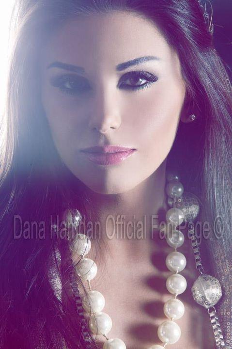 صور دانا حمدان , صور النجمة الاردنية دانا حمدان 2014