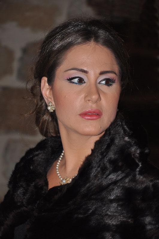 اجدد صور ديمه قندلفت , صور الفنانة و الممثلة السورية ديمه قندلفت 2015