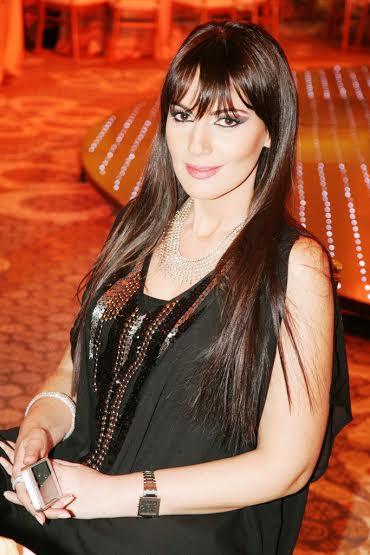 صور دارين حمزة في حفل انتخاب ملكة وملك جمال الجامعة اللبنانية كلية الهندسة 2014