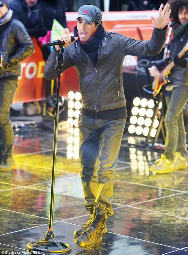 ��� ������� ��������� �� ��� The Today Show ���� ���� ��� NBC 2014