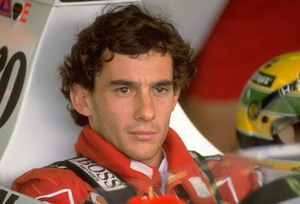 ��� ������ ������ ���� , ��� ����� ������ ���� ����� ������ ��������� 2014 , Ayrton Senna
