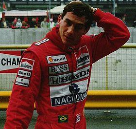 السيرة الذاتية ايرتون سينا , معلومات عن آيرتون سينا ,Ayrton Senna