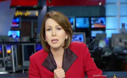 تفاصيل واسباب استقالة الإعلامية ليلى الشيخلى من الجزيرة اليوم 1435