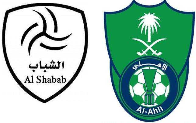 أهداف مباراة الاهلى والشباب في الدوري السعودي اليوم الاحد 23-3-2014