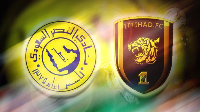 أهداف مباراة النصر والاتحاد في الدوري السعودي اليوم الاحد 23-3-2014