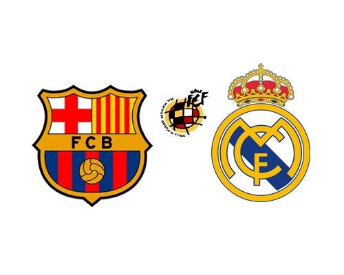 نتيجة مباراة ريال مدريد وبرشلونة في الدوري الاسباني اليوم الاحد 23-3-2014