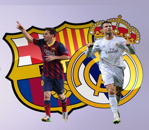 ������ ���� ����� � ������� ��������� real Madrid VS Barcelona 23/3/2014