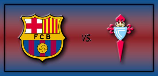 القنوات المجانية التي تذيع مباراة برشلونة و سيلتا فيجو اليوم الاربعاء 26-3-2014