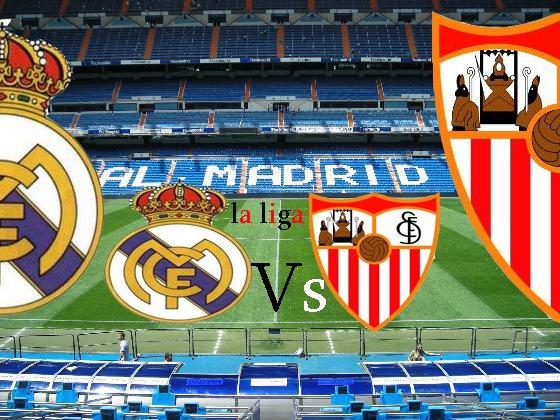 القنوات المجانية التي تذيع مباراة ريال مدريد واشبيلية الاربعاء 26/3/2014