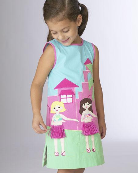 أزياء اطفال بنوتات صيفية 2015, اشيك ملابس اطفال صيفى موضة 2014 للبنوتات الحلوين