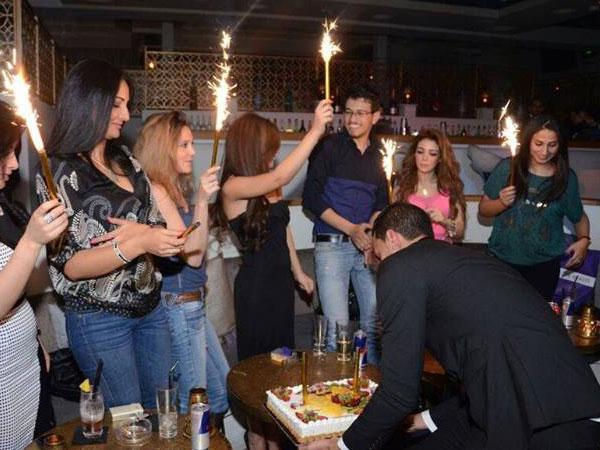 صور سكينة بقريس تحتفل بعيد ميلادهت هذا العام للمرة الثانية 2014
