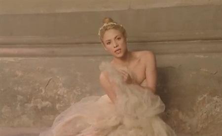 يوتيوب كليب شاكير Empire , فيديو كليب Shakira - Empire 2014