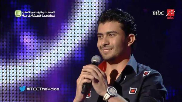 فوز ستّار سعد من فريق كاظم بلقب The Voice 2014