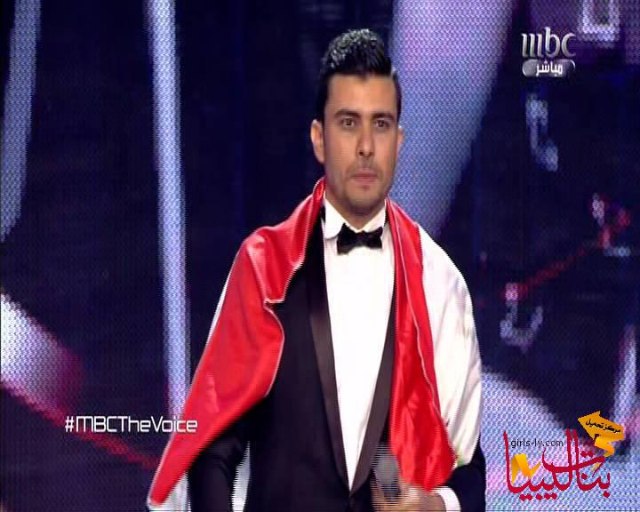 ستار سعد يفوز بلقب ذا فويس الموسم الثانى اليوم السبت 29-3-2014