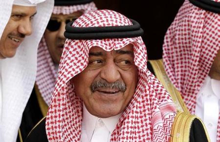 السيرة الذاتية الامير مقرن بن عبد العزيز آل سعود