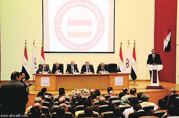 أخبار مصر ليوم الثلاثاء 1-4-2014 , فتح باب الترشح اعتبارا من اليوم وحتى 20 إبريل 2014