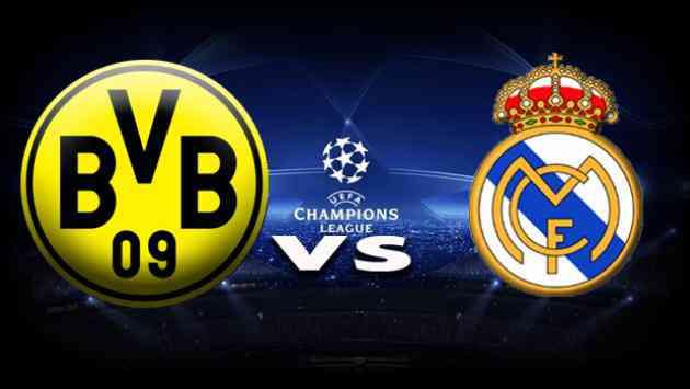 رابط مشاهدة مباراة ريال مدريد وبروسيا دورتموند في دوري أبطال أوروبا اليوم الاربعاء 2-4-2014