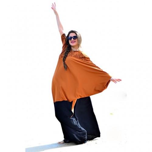 صور عبايات عبايات اماراتية للخروج والسهرات 2014 , احلى واجمل عبايات خليجية للخروجات 2014