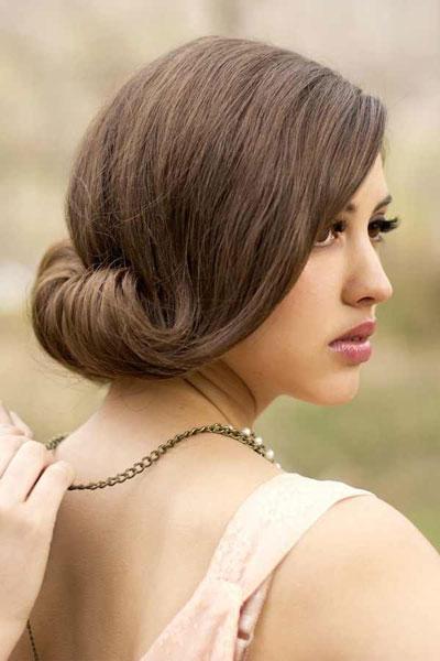 فورمات شعر راقية للعروس 2015 , تسريحات راقية للعرايس