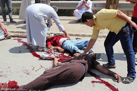 أخبار العراق اليوم السبت 5-4-2014 , مقتل أربعة وإصابة 12 عراقي في انفجار سيارة مفخخة