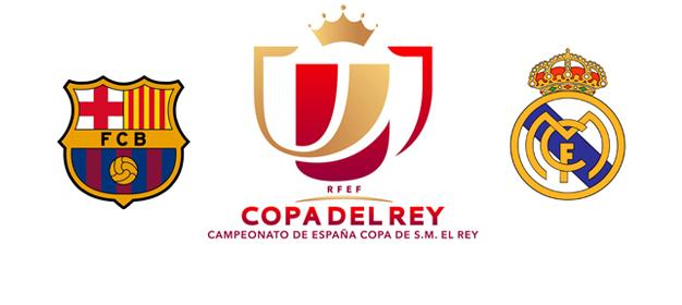 القنوات المجانية الناقلة لمباراة ريال مدريد و برشلونة الاربعاء في نهائي كأس ملك اسبانيا 16-4-2014