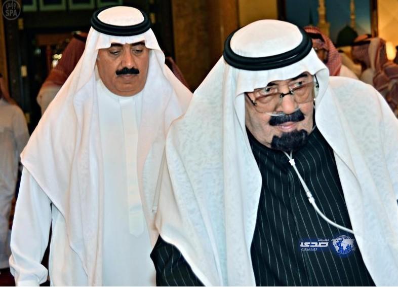 الحالة الصحية للملك عبدالله اليوم السبت 5-6-1435