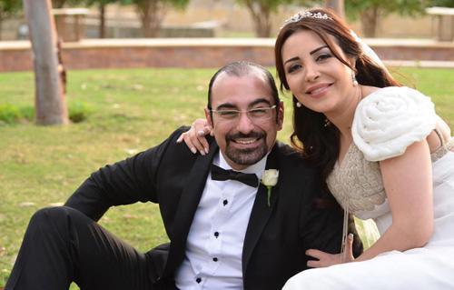 لبنى عسل اعلامية مصرية تقدم برنامج الحياة اليوم , صور زوج الاعلامية لبنى عسل 2014