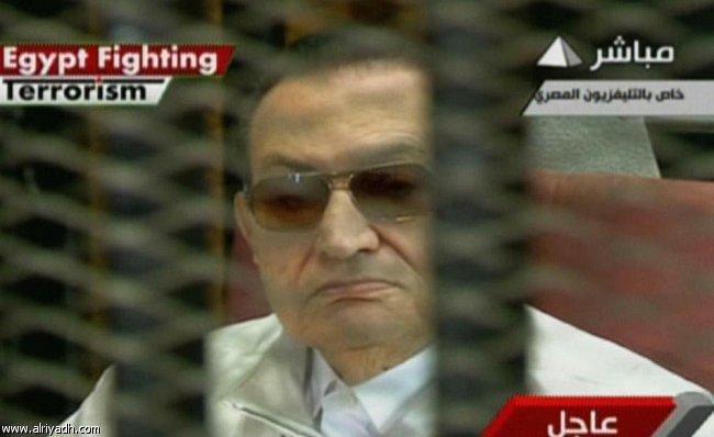 أخبار مصر اليوم الثلاثاء 8-4-2014 , تأجيل إعادة محاكمة حسني مبارك إلى الغد