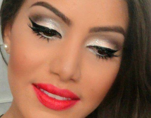��� ��� �� ���� 2014 , Maquillage des yeux , ��� ����� ���� ���� 2014
