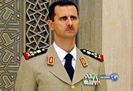 اخبار سوريا اليوم الاسد: الصراع في سوريا سينتهي نهاية العام الجاري