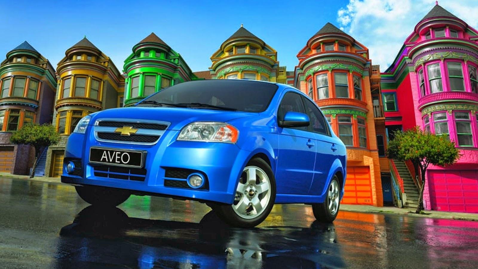 �������� ���� 2014 , ����� ������� ������ Chevrolet Aveo 2014