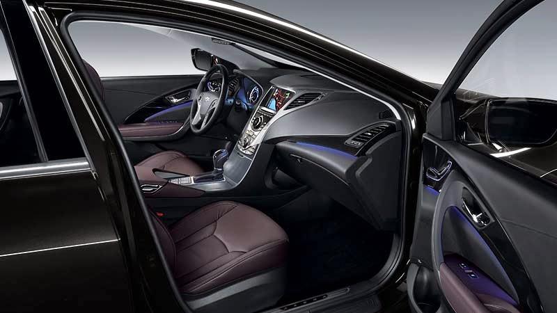 هيونداي ازيرا 2014 , اسعار وموصفات Hyundai Azera 2014