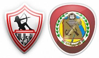 يوتيوب اهداف مباراة الزمالك وحرس الحدود اليوم الاحد 13-4-2014