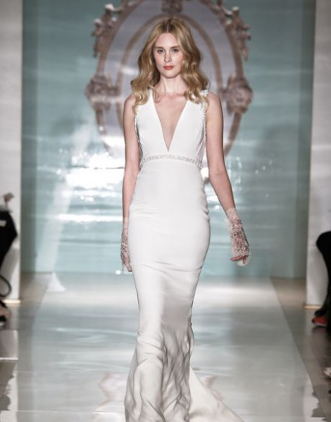 فساتين زفاف موسم أعراس , قصّات الفساتين ما بين ال Mermaid أو السيرين وال princess cut