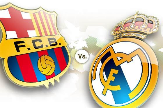 تردد القنوات المجانية الناقله لمباراة ريال مدريد و برشلونة اليوم 16-6-1435 , كلاسيكو الارض 16-4-2014