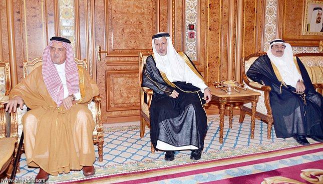 أخبار صحيفة الرياض اليوم الخميس 17-6-1435 , ولي العهد يتسلم رسالة لخادم الحرمين من الرئيس الجزائري
