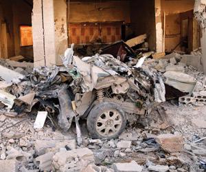 أخبار سوريا اليوم الخميس 17-4-2014 , المعارضة تواصل تقدمها في حلب