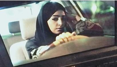 بالصور بثينة الرئيسي بالحجاب في مسلسل صديقات العمر 2014 , صور بثينة الرئيسي بالحجاب