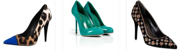 موديلات احذية صيفية للبنات 2014, صور احدية حريمي لفصل الصيف 2014