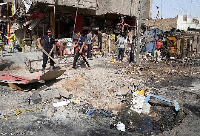 أخبار العراق و بغداد اليوم الأحد 20-4-2014 , مقتل وإصابة 6 أشخاص بهجمات متفرقة في بغداد