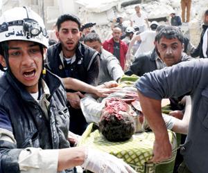 أخبار سوريا اليوم الأحد 20-4-2014 , ترشح الأسد للرئاسة يقتل التسوية السياسية