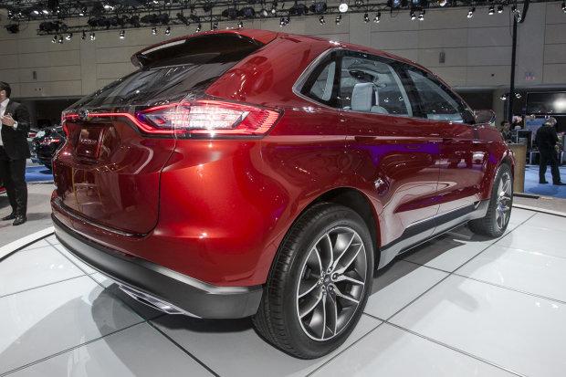 ���� ���� Ford �� �������� , ��� ����� ���� ���� 2015 Ford Edge , ����� � ������ Ford Edge 2015