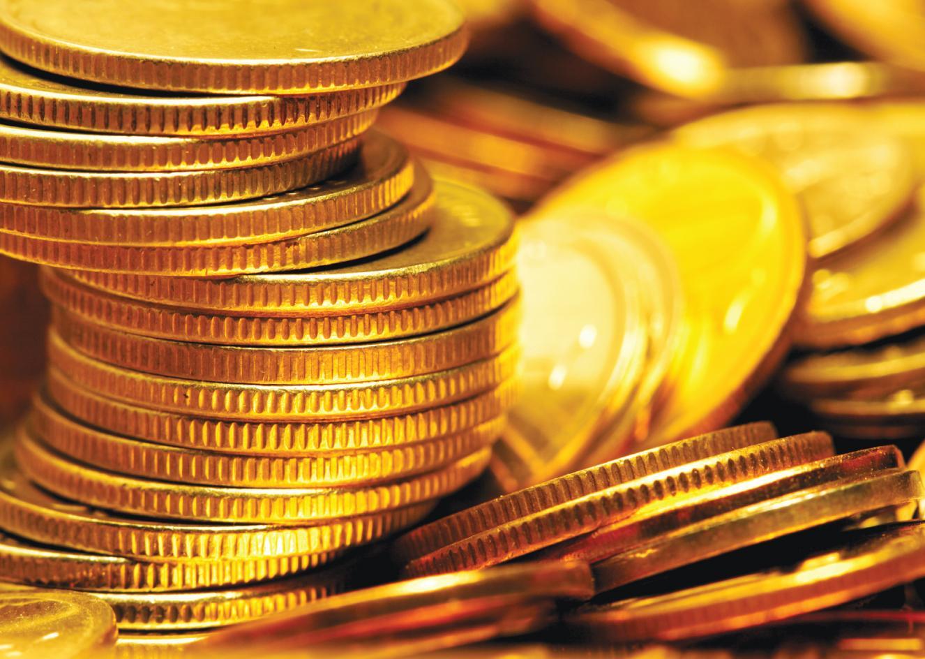 اسعار الذهب في مصر اليوم الاربعاء 23-4-2014 , اسعار جنيه الذهب الاربعاء 23 ابريل 2014