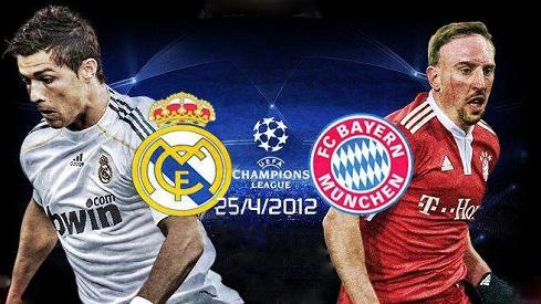 القنوات المجانية التي تذيع مباراة ريال مدريد وبايرن ميونخ في نصف نهائي أبطال أوروبا 2314
