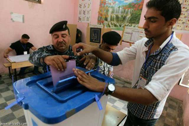 أخبار العراق اليوم الاحد 27-4-2014 , مقتل مرشح للانتخابات النيابية العراقية واثنين من حراسه