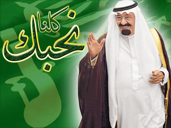 صور ذكرى البيعة التاسعة للملك عبدالله بن عبدالعزيز 1435