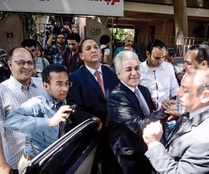 أخبار مصر ليوم الاثنين 28-4-2014 , صبحي أمن مصر القومي مهمة مقدسة لا تهاون فيها