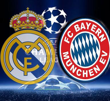 القنوات المجانية التي تذيع مباراة بايرن ميونخ وريال مدريد الثلاثاء 29-4-2014