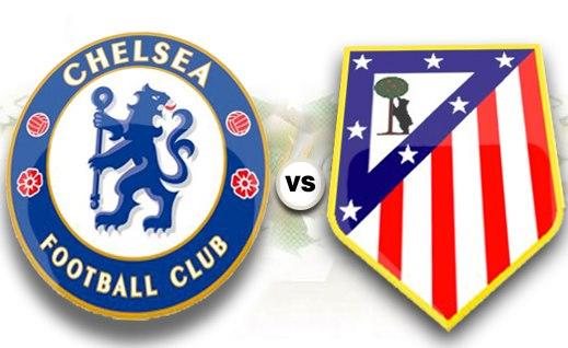 القنوات المجانية التي تذيع مباراة تشيلسى واتليتكو مدريد في دوري ابطال اوروبا الاربعاء 30 ابريل 2014